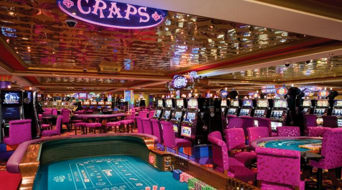The Odds Are Against You In A Casino On A Cruise Ship Casino