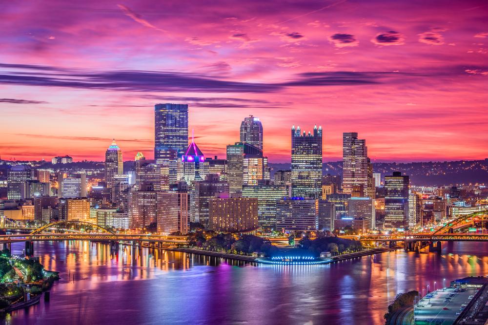 Pennsylvania skyline
