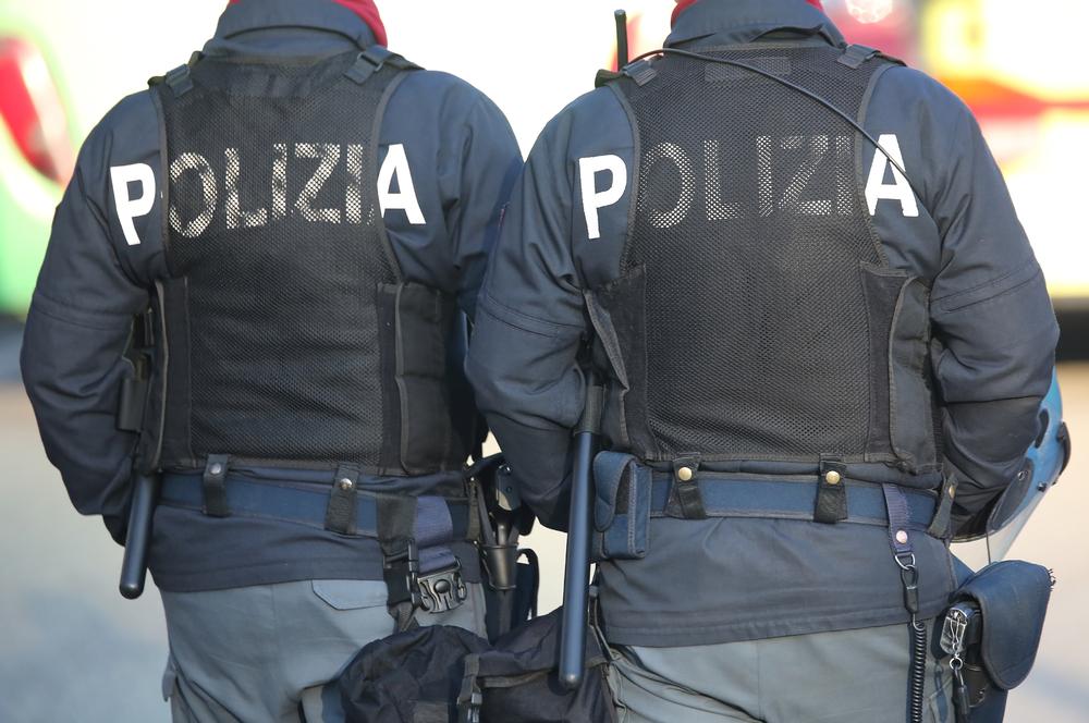 italian police concept