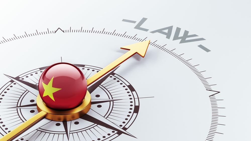 vietnam law concept