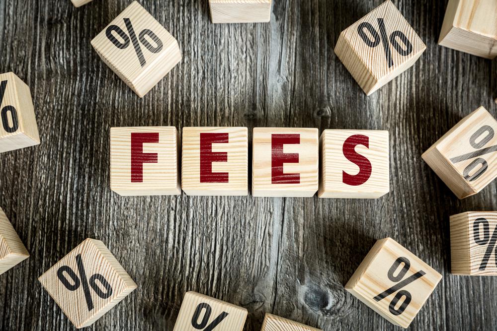 fees concept
