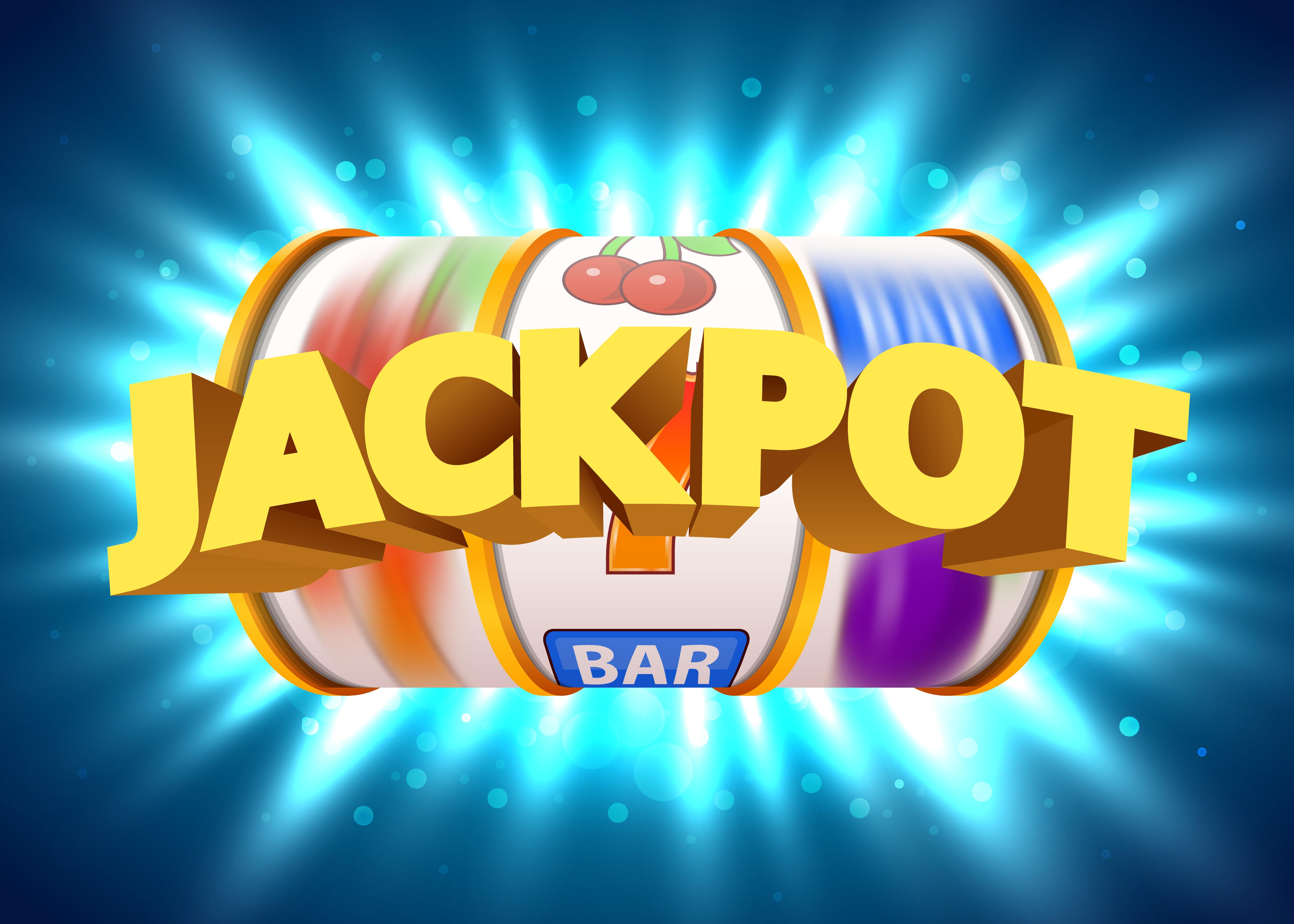 jackpot concept