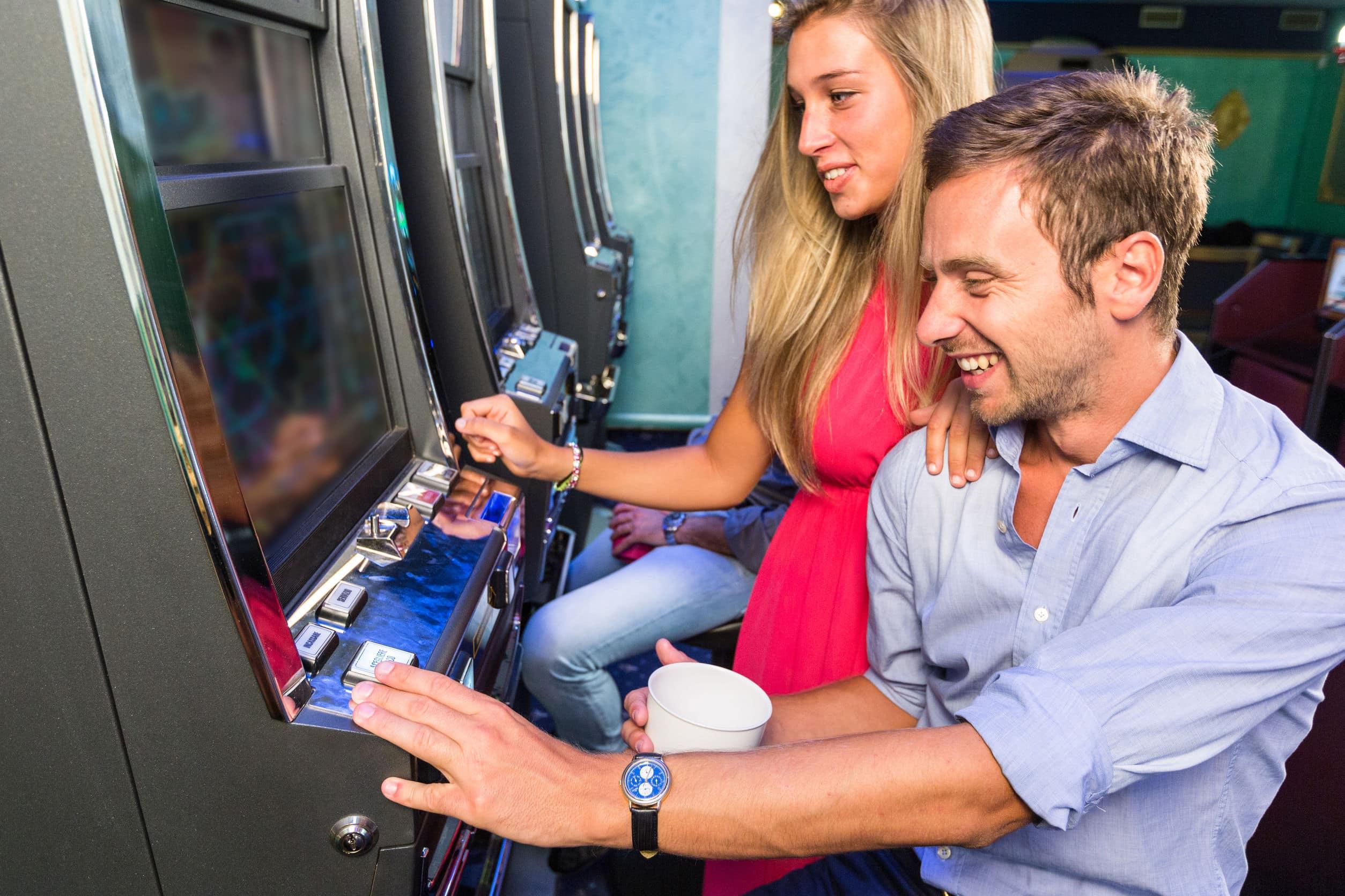happy slots players