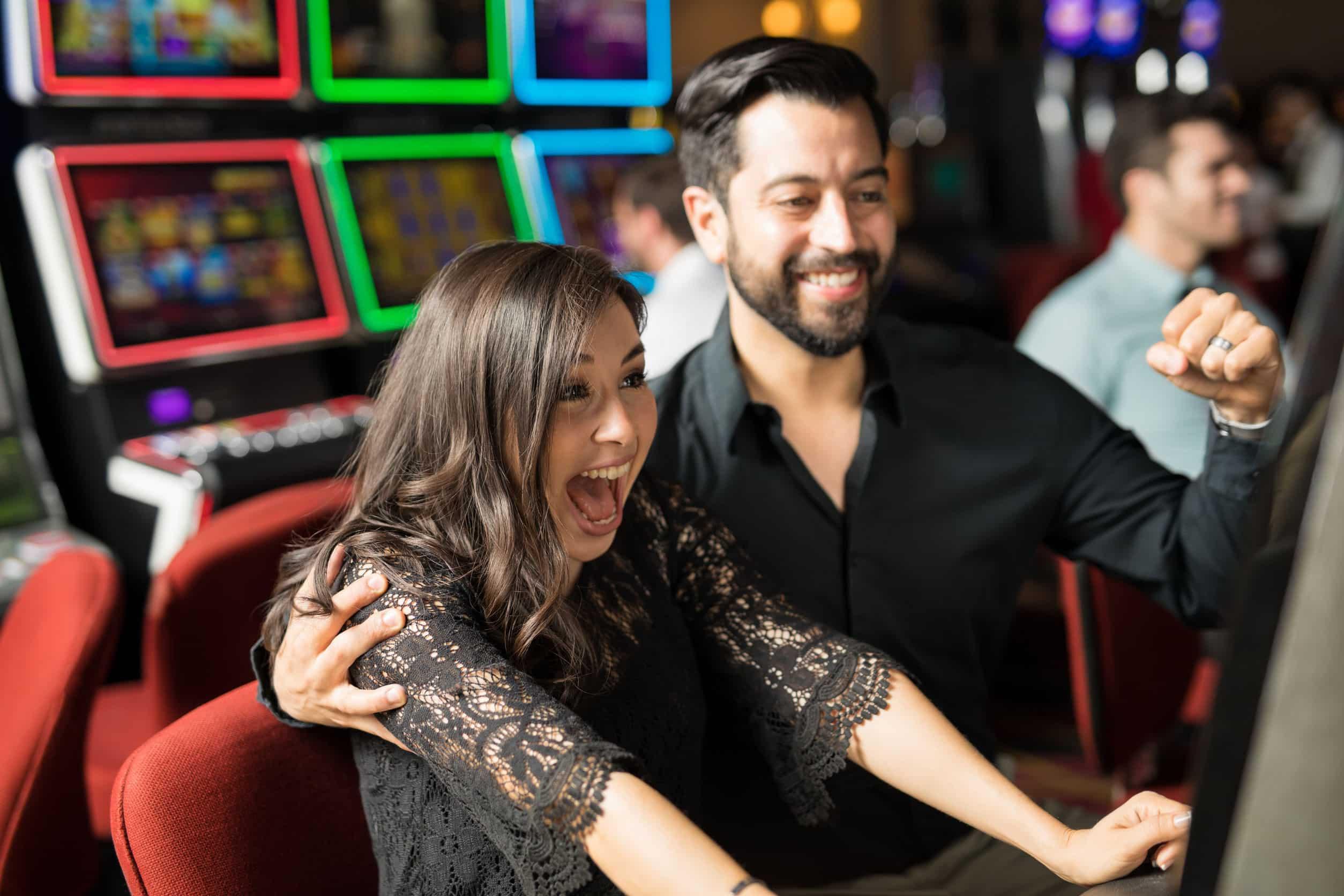very happy slot players