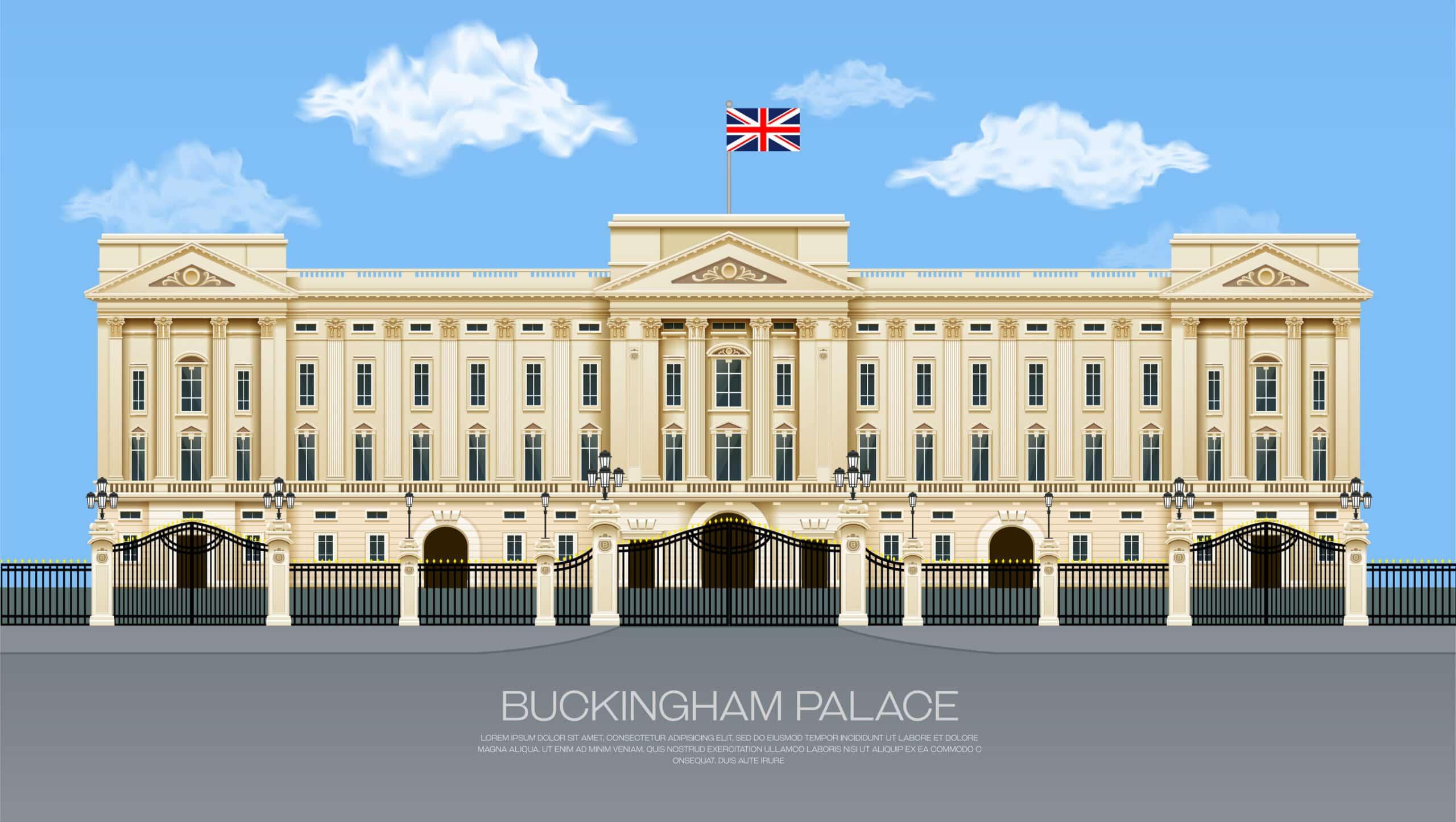 england buckingham palace