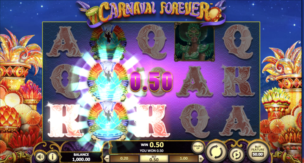 Test attendant carnaval forever betsoft casino slots club rtp account