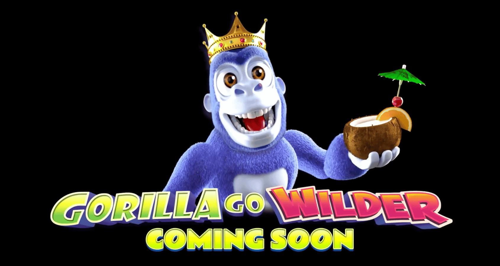 gorilla go wilder slot screen shot