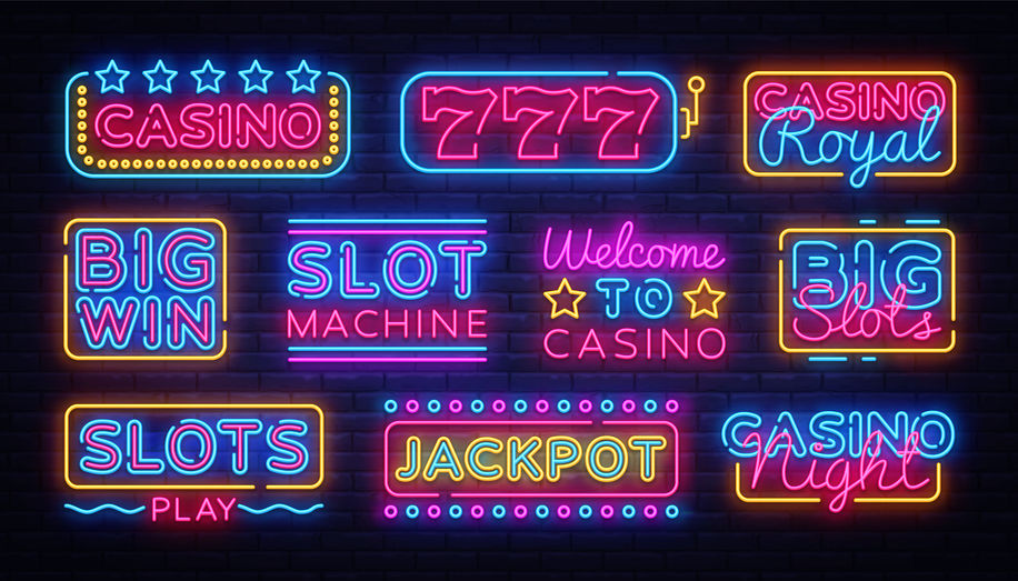 Casino collection Neon