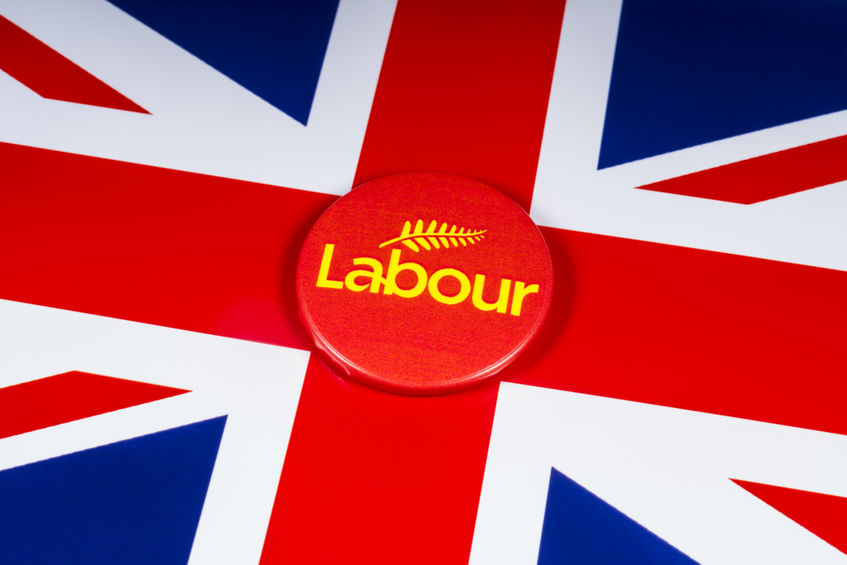 Labour Party in the UK