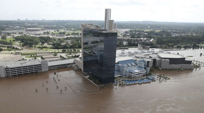 river-spirit-casino-flooding
