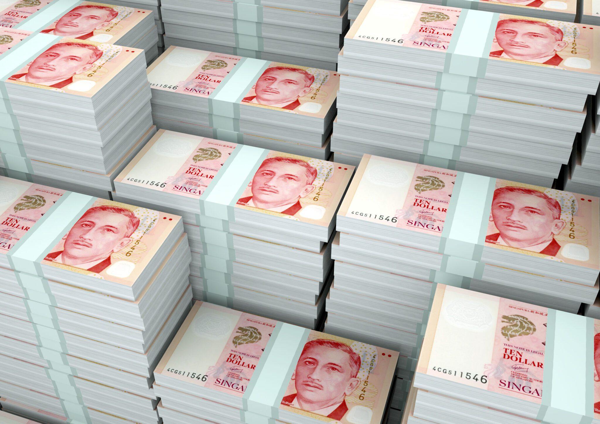 singapore dollars