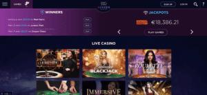 genesis casino screen shot