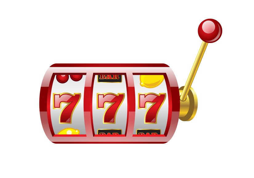 Red 777 slot