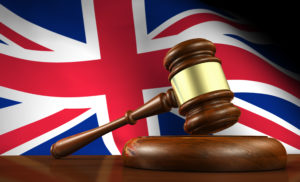 Uk Law And Justice Concept