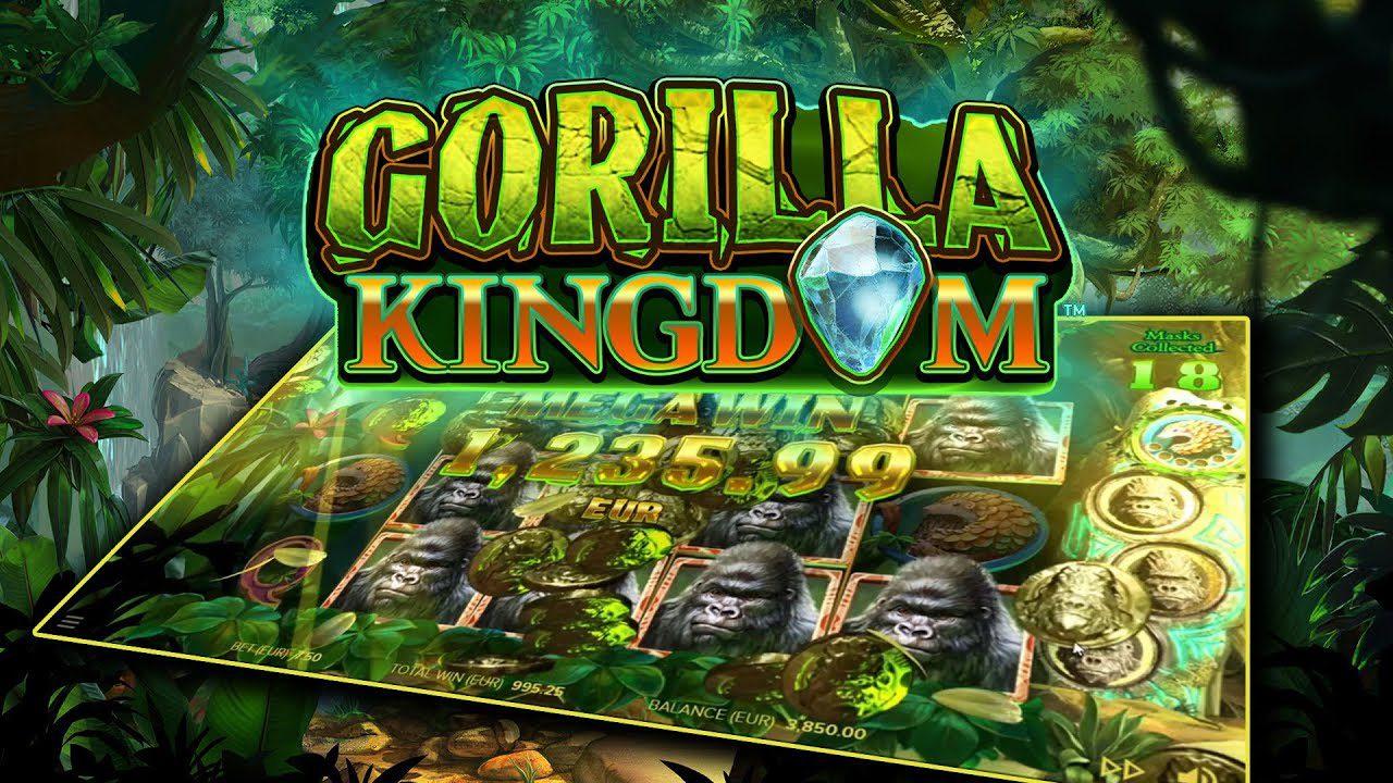 Gorilla Kingdom Slot Machine