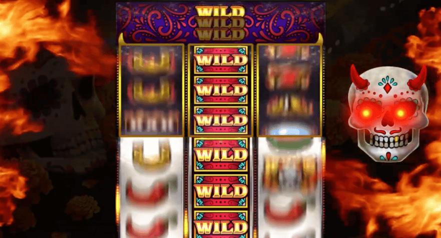 diablo reels slot wilds
