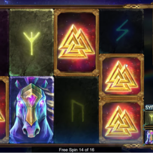 odin infinity reels megaways gameplay
