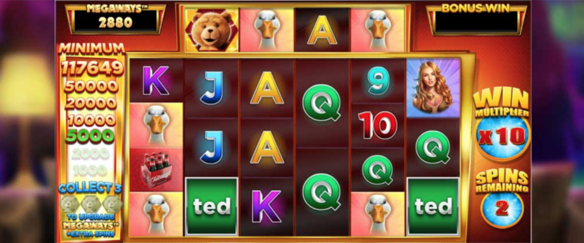 ted-megaways-slot-gameplay