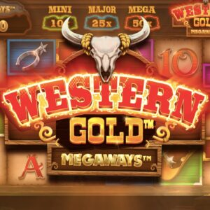 western gold megaways slot