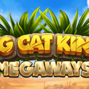 big cat king megaways slot