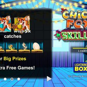 Chicken Fox 5x Slot