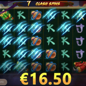 clash of the beasts slot
