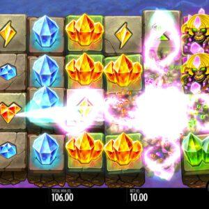 crystal quest deep jungle free spins bonus