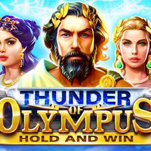 thunder of olympus slot