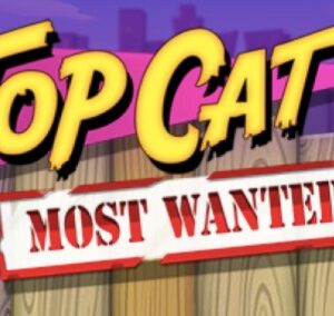 top cat most wanted slot