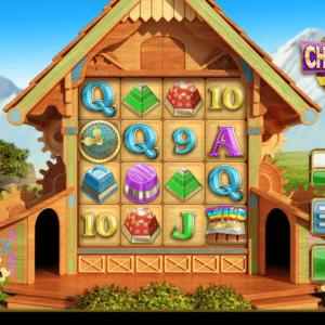 Chocolates slot base game