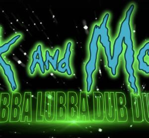 Rick and Morty Wubba Lubba Dub Dub Slot
