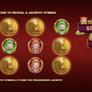 cai bling slot jackpot feature