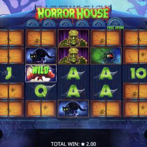 horror house slot