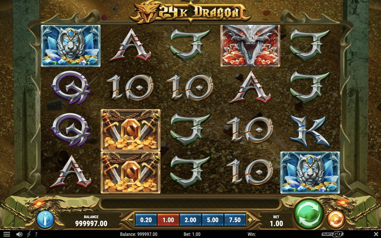 24k dragon slot
