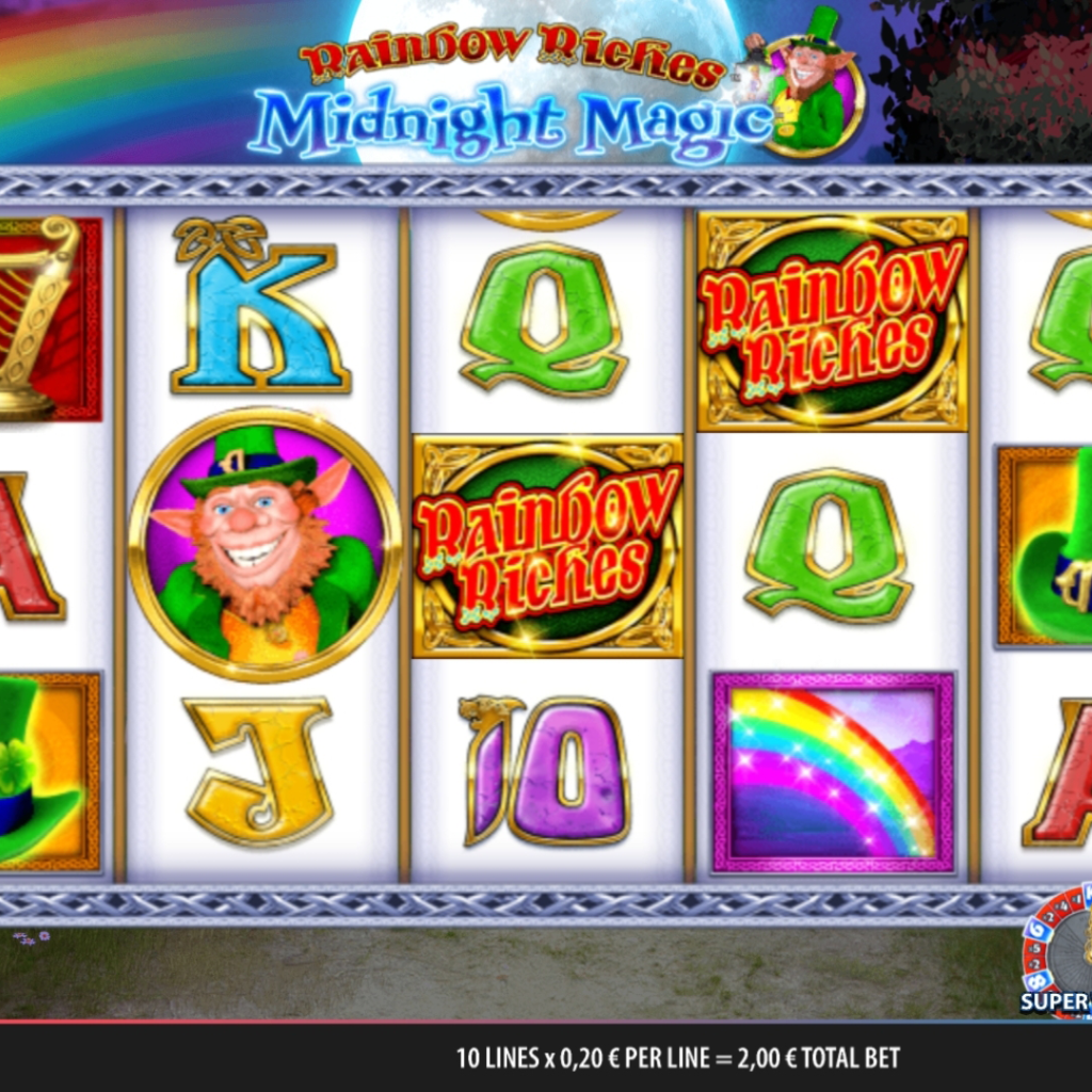 rainbow riches midnight magic