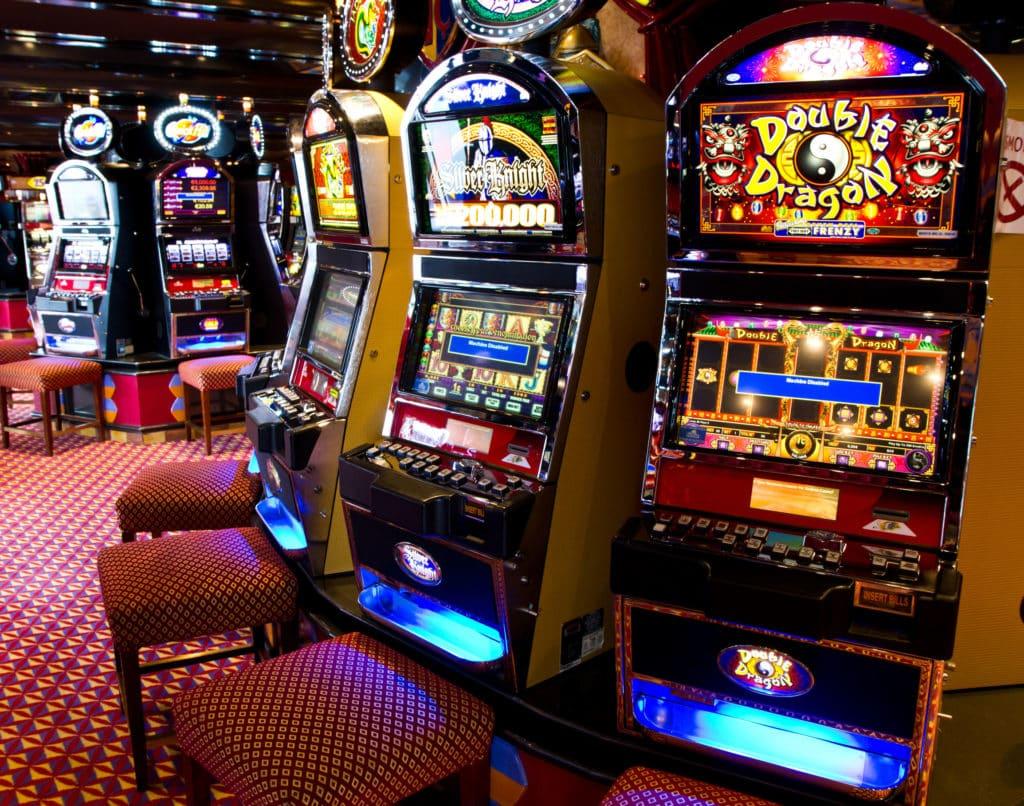 Best Paying Casino Slot Machines What Casino Game Has The