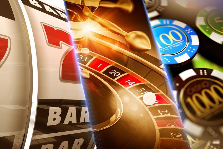 casino games concept